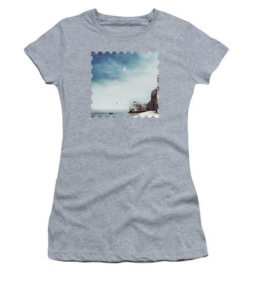 Falaise D'amont - Etretat - France Women's T-Shirt