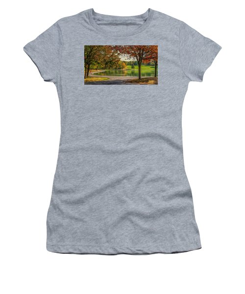 Fall In Montreal Women's T-Shirt