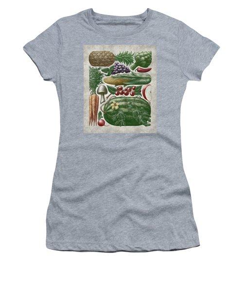 Farmer's Market - Color Women's T-Shirt