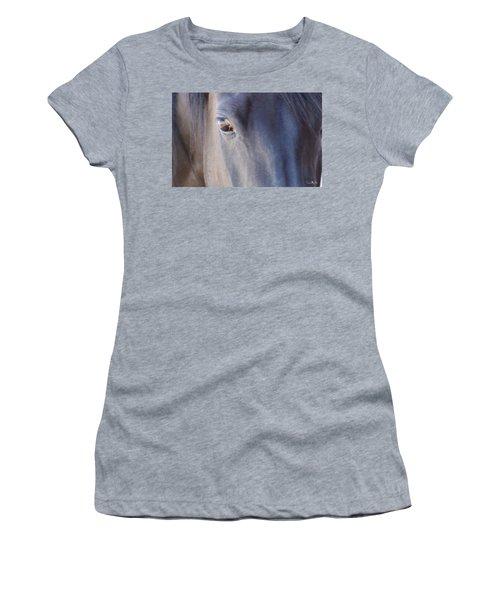 Fenced Foal Women's T-Shirt