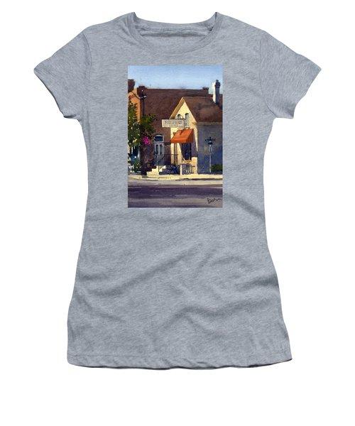 Fiddleheads, Morning Light Women's T-Shirt