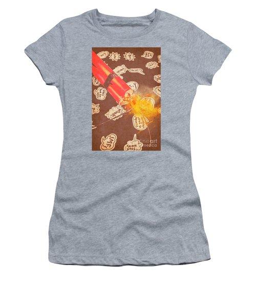 Fiery Fuse Women's T-Shirt