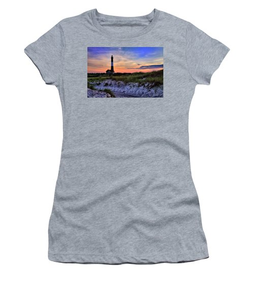 Fire Island Lighthouse Women's T-Shirt