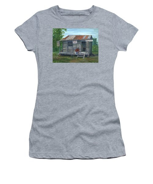 Fish Store, Natchitoches Parish, Louisiana Women's T-Shirt