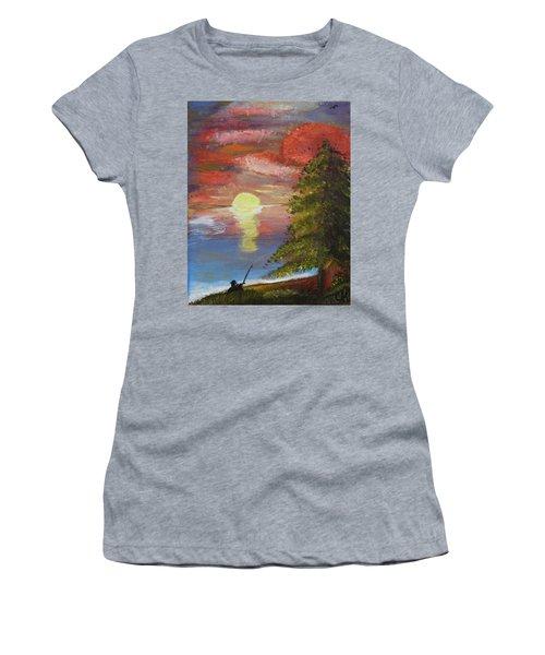 Fisherman's Paradise Women's T-Shirt
