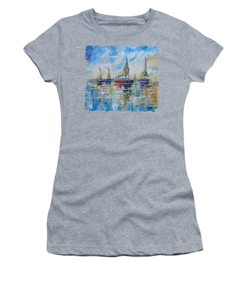 Five Boats Women's T-Shirt