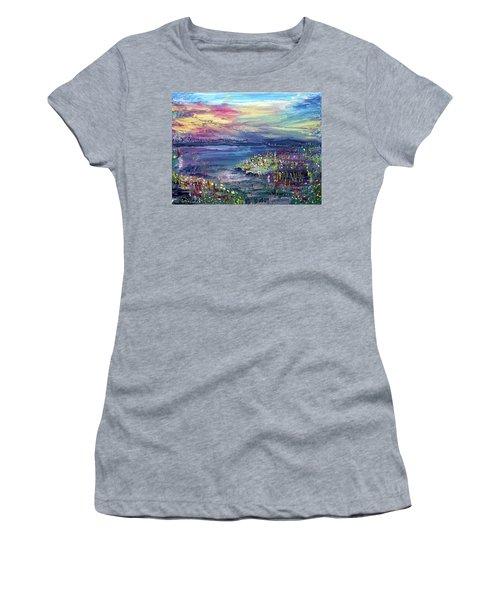 Flower Feilds Women's T-Shirt