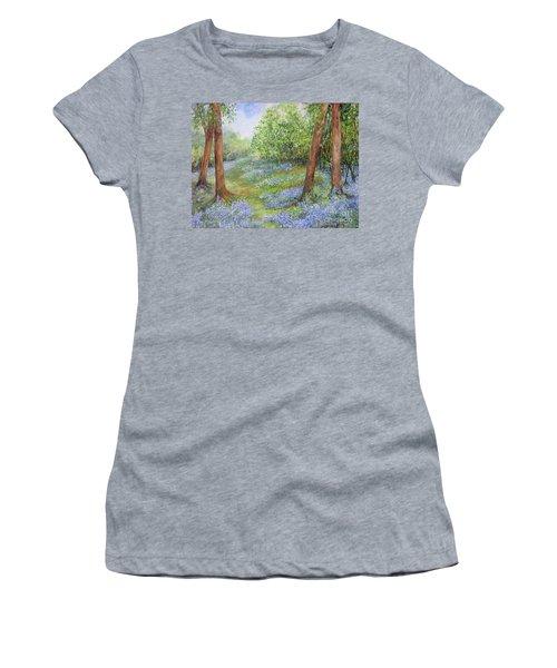 Follow The Bluebells Women's T-Shirt