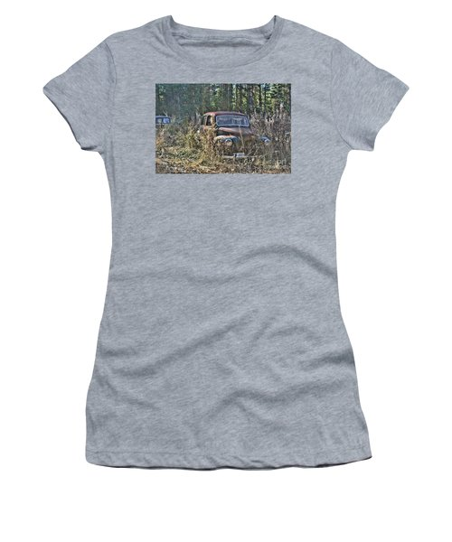 Forest Finds Women's T-Shirt