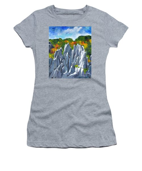 Forest Of Stones Women's T-Shirt