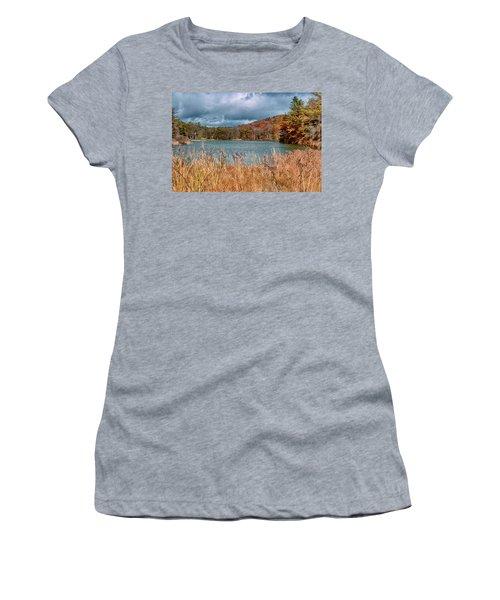 Framed Lake Women's T-Shirt