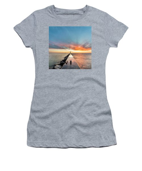 Frankfort Sunset 1x1 Women's T-Shirt