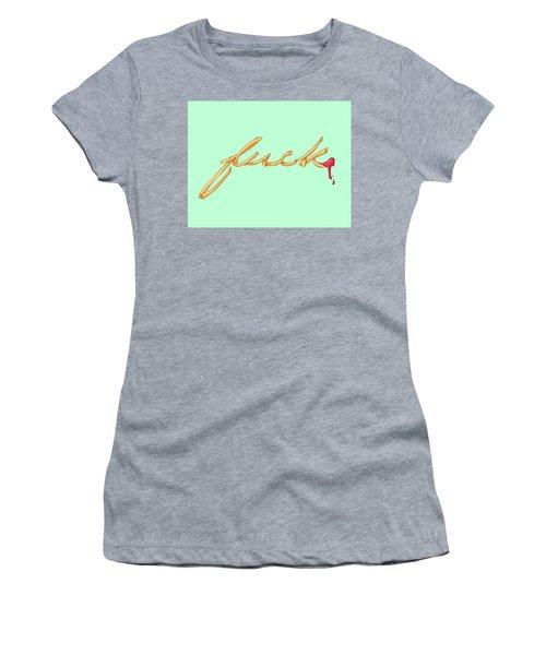 French Fck Women's T-Shirt