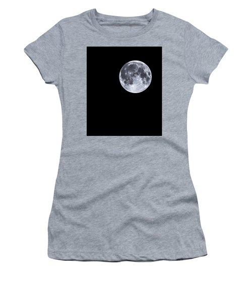 Full Moon Women's T-Shirt