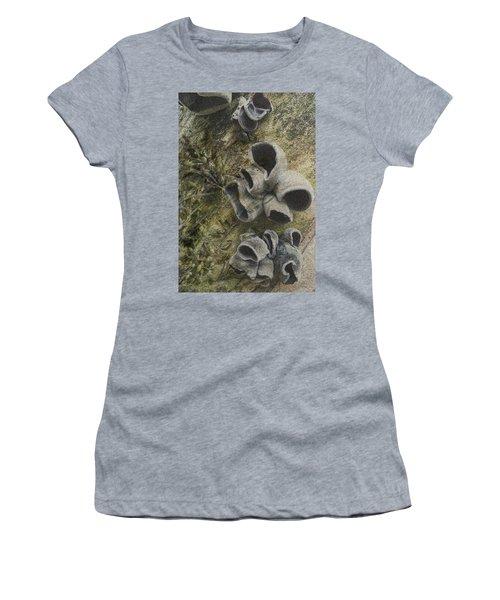 Fungi And Algae Women's T-Shirt