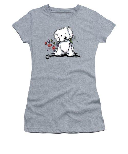 Garden Helper Women's T-Shirt