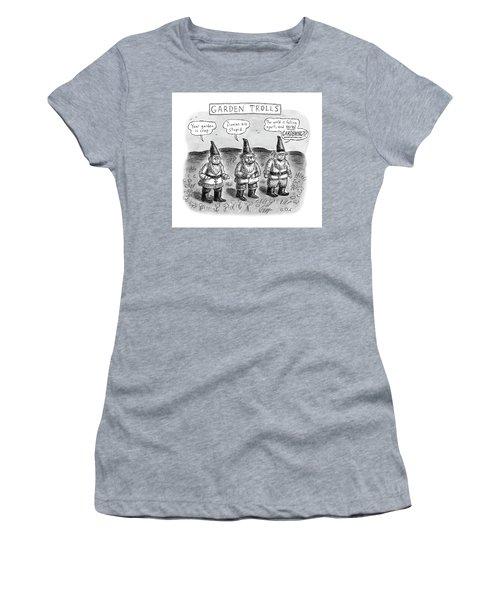 Garden Trolls Women's T-Shirt