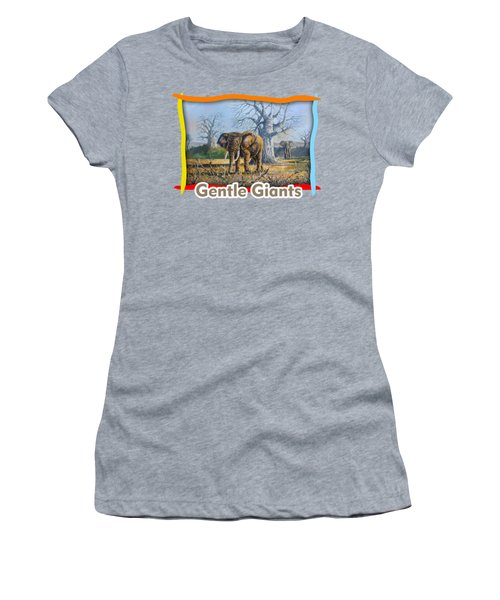 Giants Of Africa Women's T-Shirt