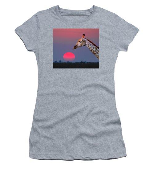 Giraffe Composite Women's T-Shirt