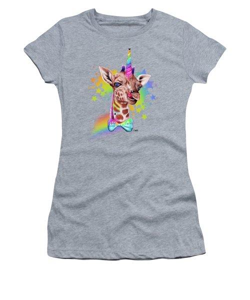 Girafficorn  Women's T-Shirt