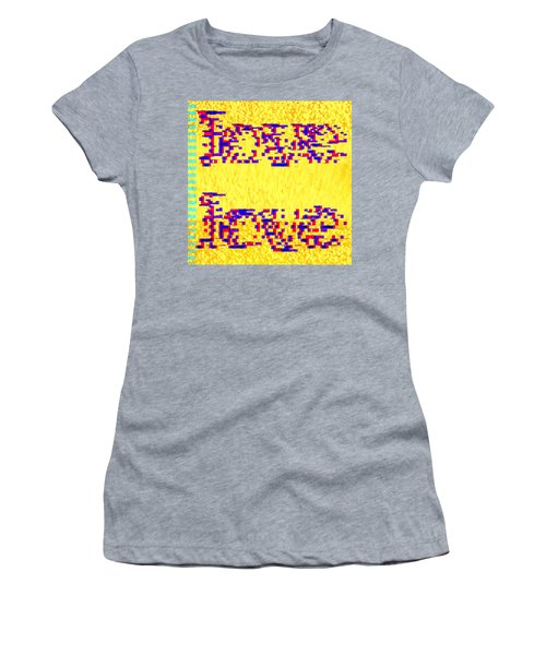 Glitched Love Women's T-Shirt