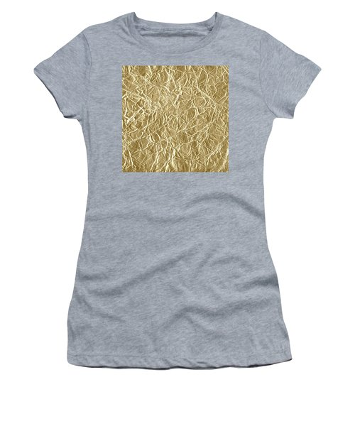 Gold Cute Gift Women's T-Shirt