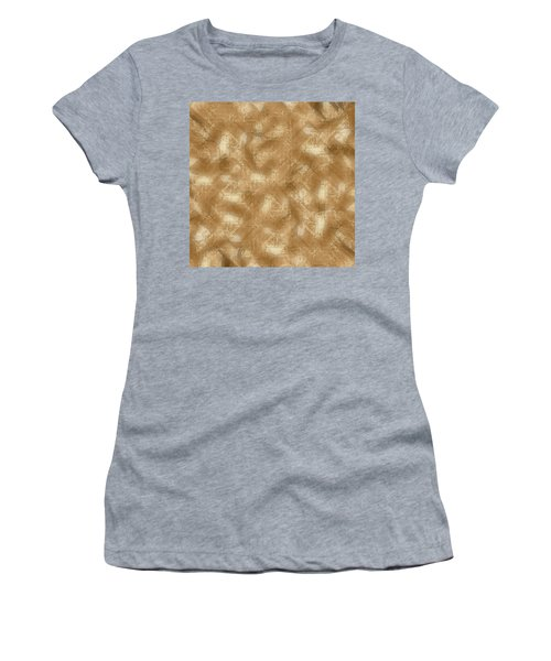 Gold Metal  Women's T-Shirt