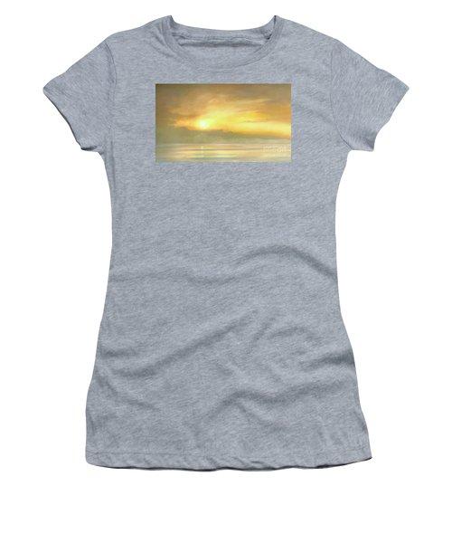 Gold Women's T-Shirt