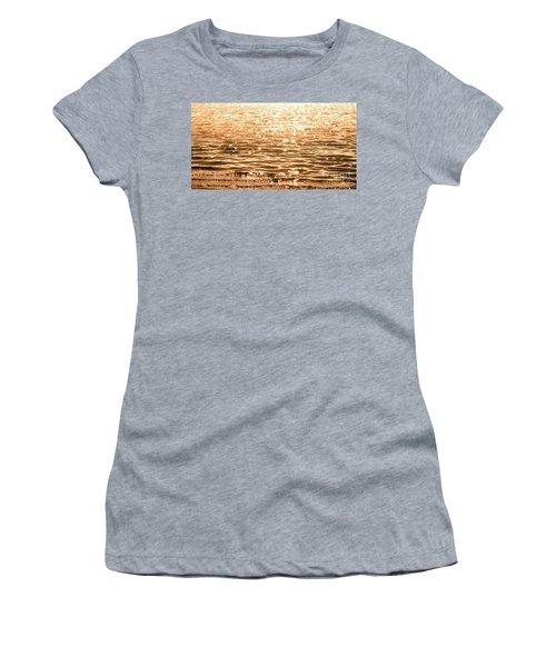Golden Reflections Women's T-Shirt