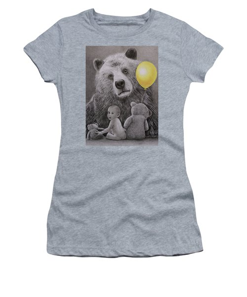 Goldilocks And The Three Bears Women's T-Shirt
