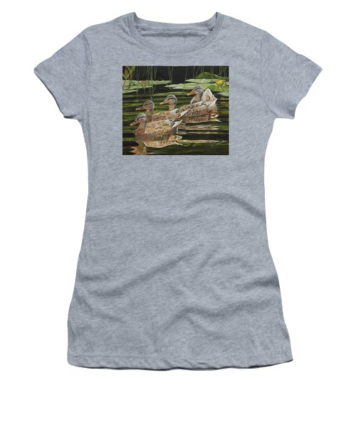 Got My Ducks In A Row Women's T-Shirt
