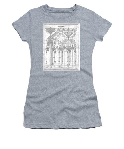 Gothic Arches Women's T-Shirt