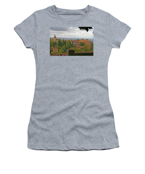 Granada, Spain - Alhambra Women's T-Shirt