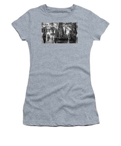 Grand Lake Cypress Women's T-Shirt