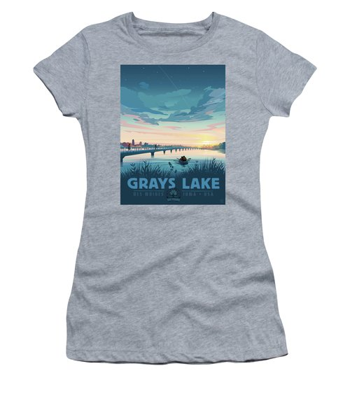 Grays Lake Women's T-Shirt