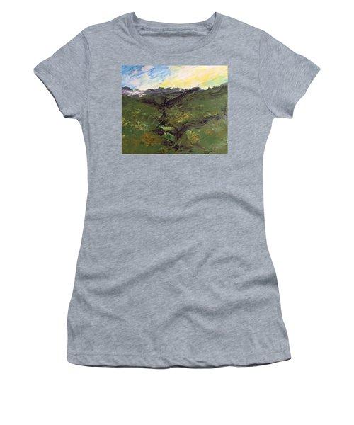 Green Hills Women's T-Shirt