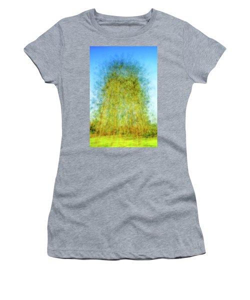 Green Towers Women's T-Shirt