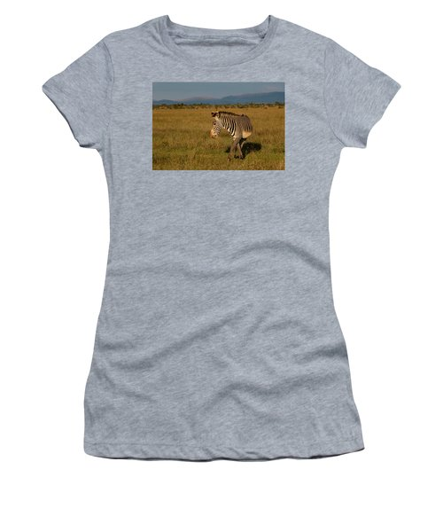 Grevy's Zebra Women's T-Shirt