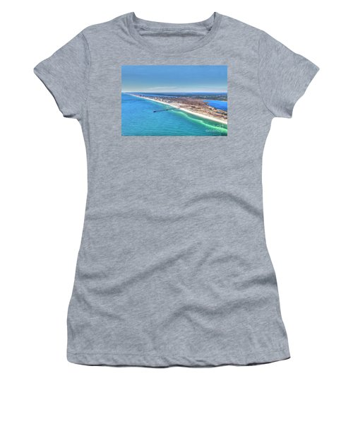 Gsp Pier And Beach Women's T-Shirt