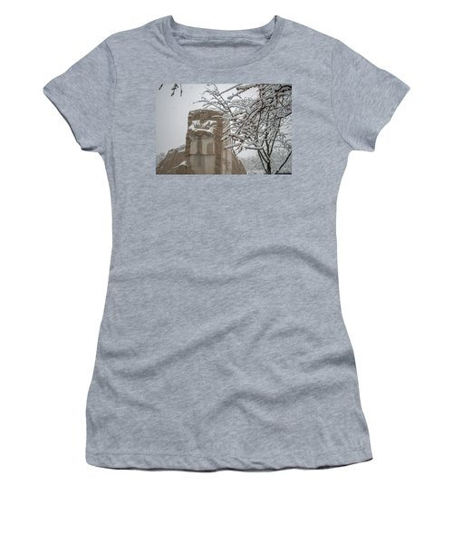 Happy Holidays At The King Memorial Women's T-Shirt