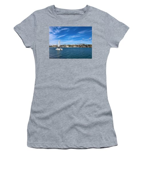 Harbor Sailing Women's T-Shirt