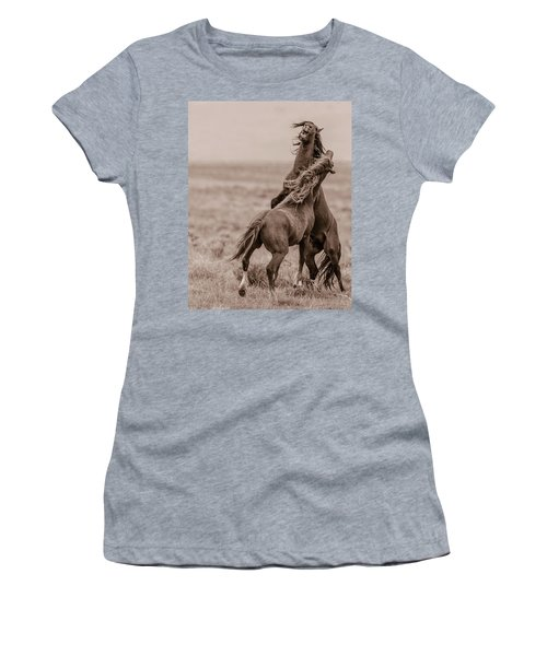 He Means It Women's T-Shirt