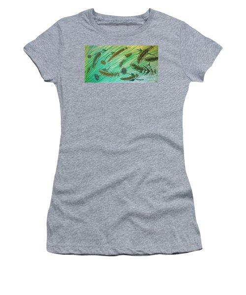 Healing Messages Women's T-Shirt