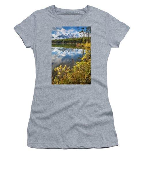 Herbert Lake Mirror Women's T-Shirt