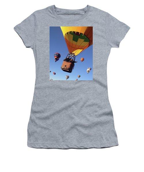 Hi From Up High Women's T-Shirt