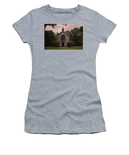 Historic Mississippi Church In The Woods Women's T-Shirt