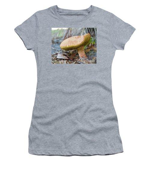 Hog Mushroom Women's T-Shirt
