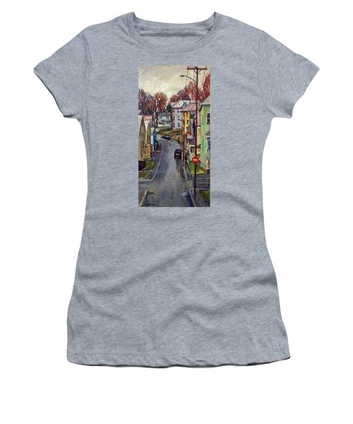 Holden Street Autumn Rain Women's T-Shirt