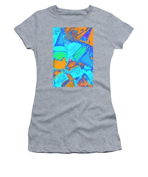 Ice Cream Pops Women's T-Shirt