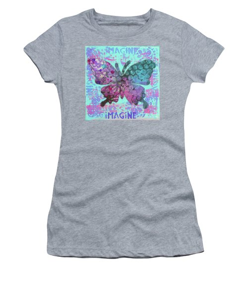 Imagine Butterfly 2 Women's T-Shirt